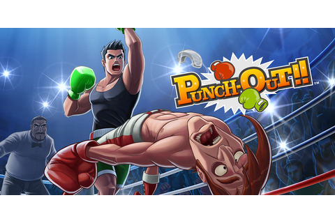 PUNCH-OUT!! | Wii | Games | Nintendo