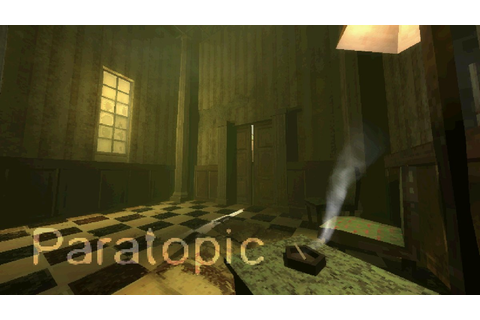 Low-Poly Surrealist Thriller Paratopic Announced - Rely on ...