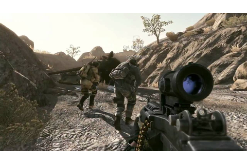 Medal Of Honour 2010 gameplay (HD) - YouTube
