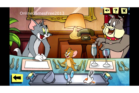 Tom and Jerry Cartoon Online Game Tom And Jerry Free ...