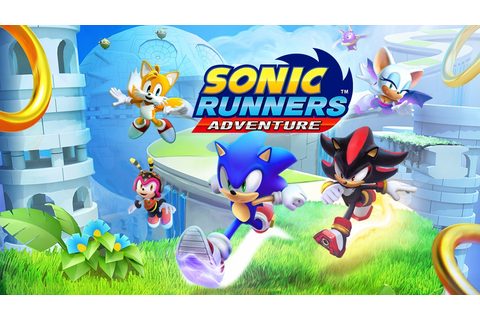 Sonic Runners Adventure sounds a bit familiar, races its ...
