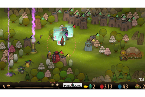 PixelJunk Monsters | macgamestore.com
