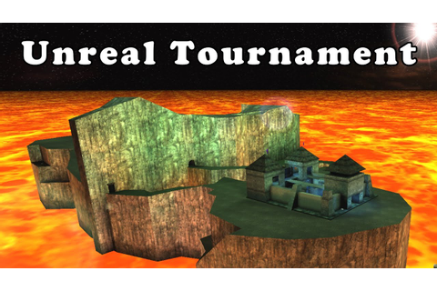 Unreal Tournament - My First PC Game - YouTube
