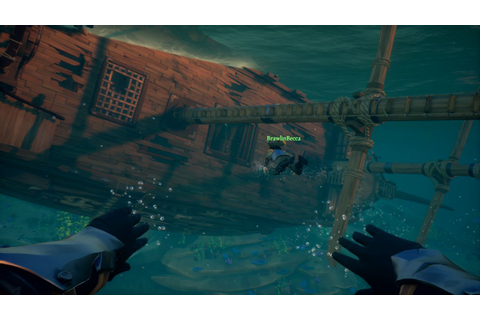 Sea of Thieves gameplay trailer has all the thrill of a ...