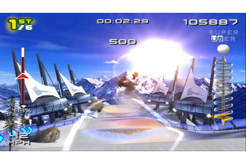 SSX 3 | PS2 Gameplay | 1080p HD - YouTube