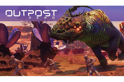 Outpost Zero Free Download - Free Download PC Games