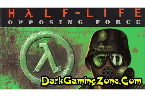 Half Life Opposing Force Game - Free Download Full Version ...