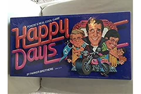 Amazon.com: HAPPY DAYS FONZ COOL BOARD GAME: Everything Else