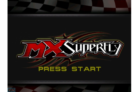 MX SuperFly for Nintendo GameCube - The Video Games Museum