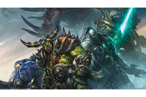 World Of Warcraft Wow Orc Warrior Armor Horns Games ...