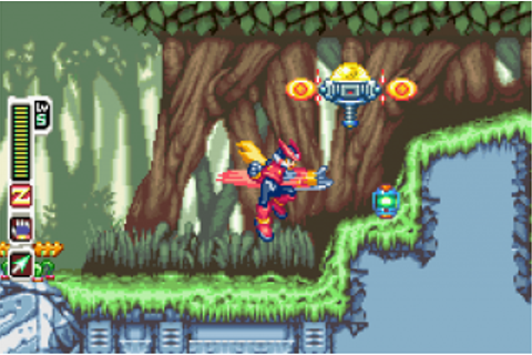 Mega Man Zero 4 (Game Boy Advance) - RetroAchievements
