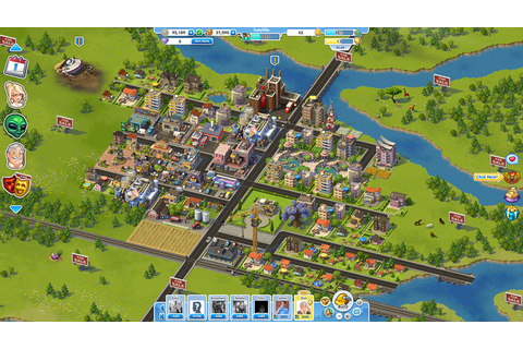 Outside the Rat Race: SimCity Social: Not The Game You ...