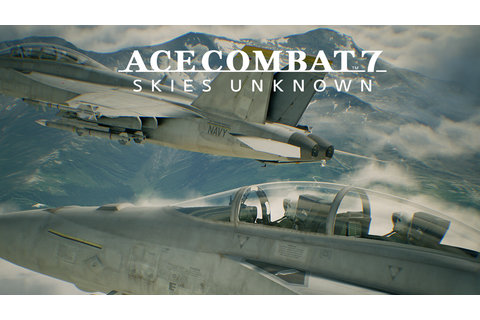 Ace Combat 7: Skies Unknown Game | PS4 - PlayStation