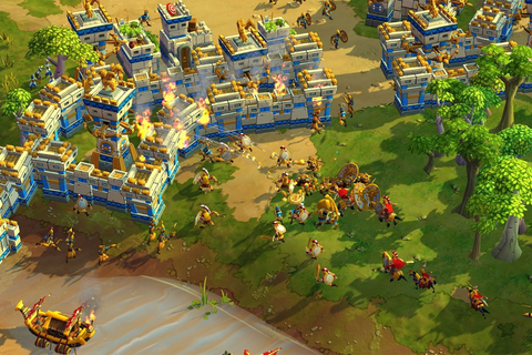 Age of Empires Online development 'no longer cost ...