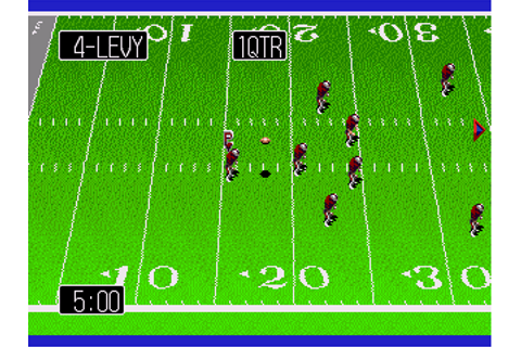 Tecmo Super Bowl III Final Edition - Download - ROMs ...