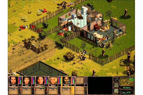 Install Guide Games » Jagged Alliance 2 Gold