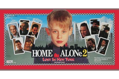 Home Alone 2: Lost in New York | Board Game | BoardGameGeek