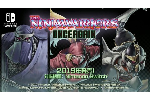 The Ninja Saviors: Return of the Warriors (Strictly ...
