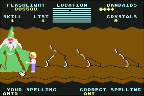 Download Cave of the Word Wizard (Commodore 64) - My ...