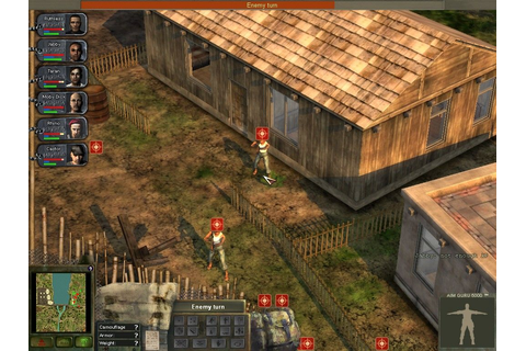Hired Guns: The Jagged Edge Screenshots | GameWatcher