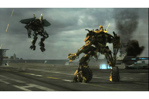 Transformers: La Revanche, Le jeu - Deep 6 trailer - YouTube