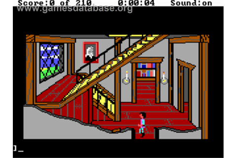 King's Quest III: To Heir is Human - ScummVM - Games Database