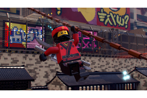 The LEGO Ninjago Movie Videogame Review -- Light-Hearted Fun