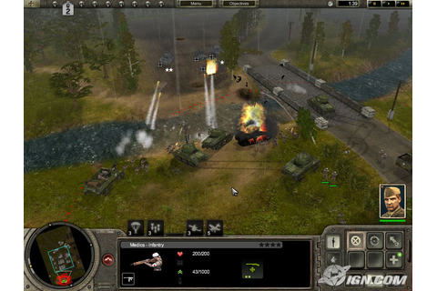 Codename: Panzers Screenshots, Pictures, Wallpapers - PC - IGN