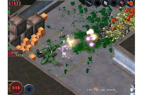 Alien Shooter : Free Online Games - www.freeworldgroup.com