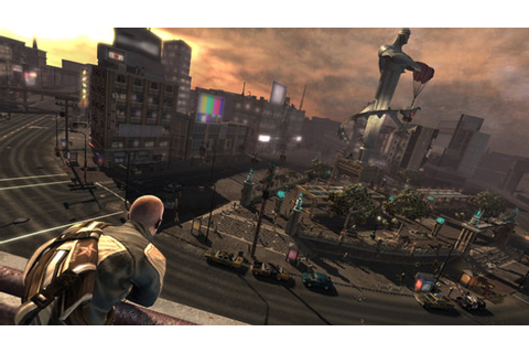 inFAMOUS Game | PS3 - PlayStation
