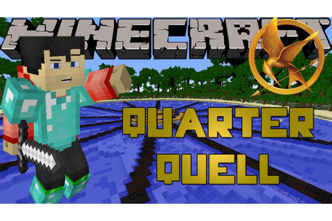 Quarter Quell!! - Minecraft Survival Games Ep 16 (New ...