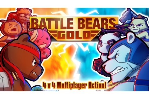 Battle Bears Gold Multiplayer - Android Apps on Google Play