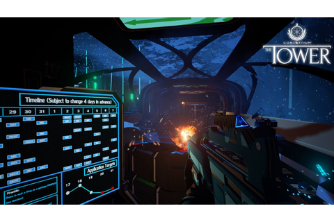 Consortium The Tower para PC - 3DJuegos