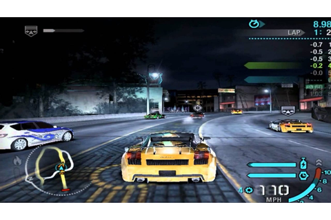 Need for Speed Carbon - FREE DOWNLOAD | CRACKED-GAMES.ORG