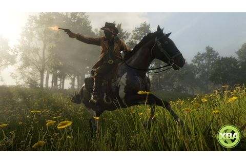 Red Dead Redemption 2 Gets a Dirty Dozen New Screenshots ...
