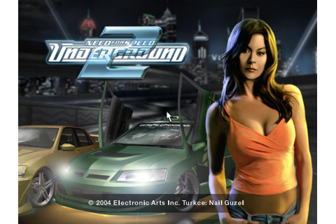 Need For Speed Underground 2 PC Download - Download Free Games