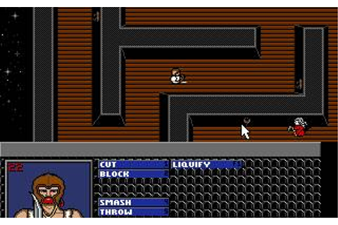 Darkspyre Download (1990 Role playing Game)