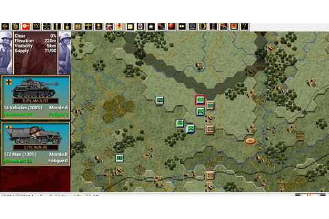 Real and Simulated Wars: Touch Panzer Campaigns - A Mobile ...
