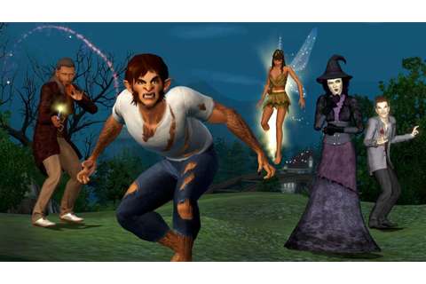 The Sims 3 - Supernatural DLC Origin CD Key | Buy on ...