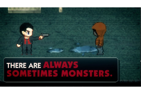 Always Sometimes Monsters - Teaser Trailer - YouTube