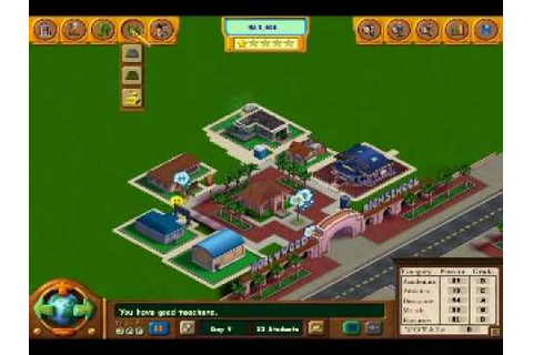 Lets Play School Tycoon Part 4 - YouTube
