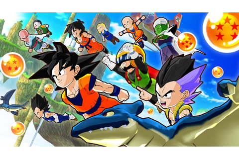 'Dragon Ball: Project Fusion' On 3DS Teases New Character ...