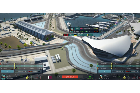 Motorsport Manager Coming To PC With Sega | Rock Paper Shotgun