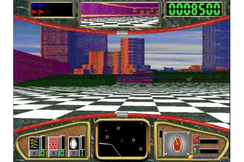 Hover gameplay (PC Game, 1995) - YouTube