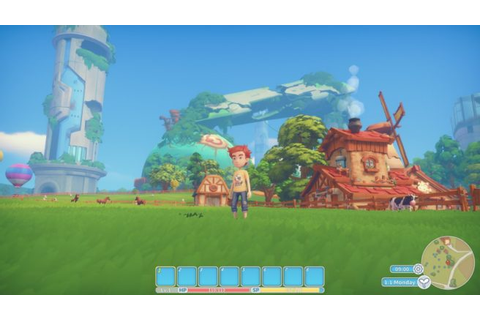 My Time at Portia releasing on Switch next year - Nintendo ...