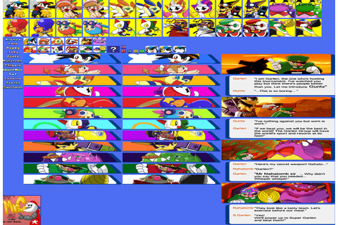 The Spriters Resource - Full Sheet View - Klonoa Beach ...