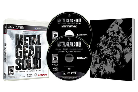 MGS: The Legacy Collection - The Awesomer