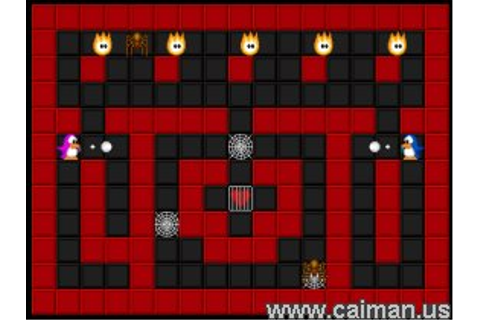 Caiman free games: Binary Land by Magnus Nilsson.