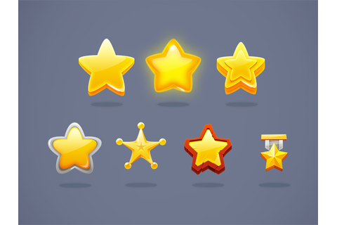 Game Stars by Samuel Suarez | Dribbble | Dribbble