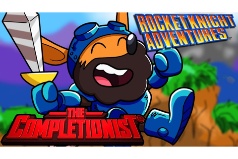 Rocket Knight Adventures | The Completionist - YouTube